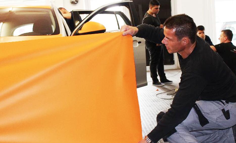 car wrapping schulung 18 car wrapping schulungen kurse und seminare folierung. Black Bedroom Furniture Sets. Home Design Ideas